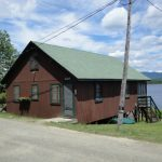 grants-camps-sporting-camp-cabin-sunshine-outside-rangley-maine