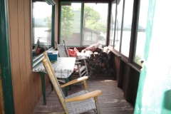 grants-camps-sporting-camp-cabin-harmony-porch-rangeley-maine