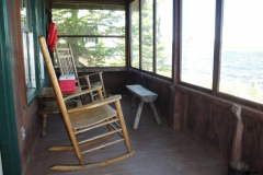 grants-camps-sporting-camp-cabin-mm-porch-rangeley-maine