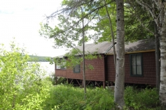 grants-camps-sporting-camp-cabin-woodside-outside-rangeley-maine