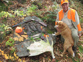 grants-camps-grouse-hunting-dog